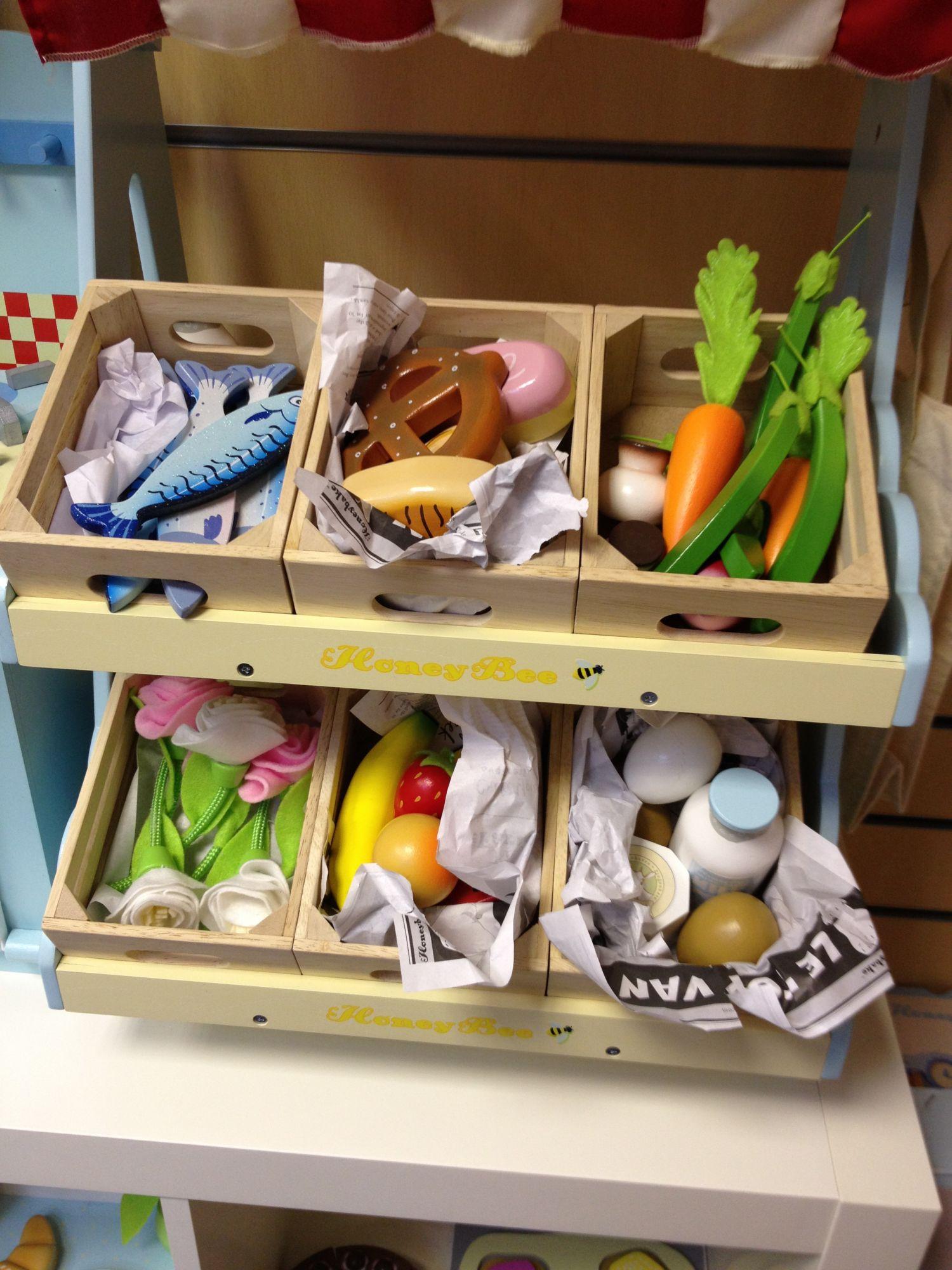 Le Toy Van Showroom Visit July 2012