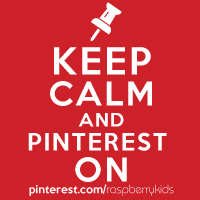 Keep Calm and Pinterest On