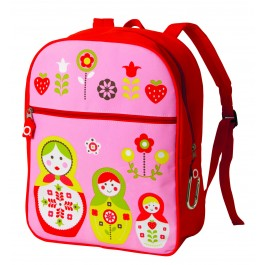 ORE Originals Zippee Backpack Matryoshka