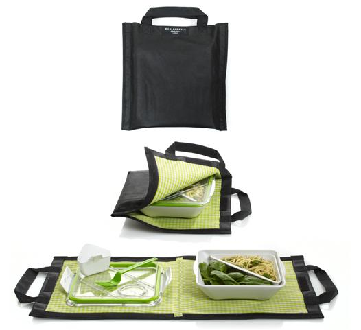 Black & Blum Box Appetit and Bag