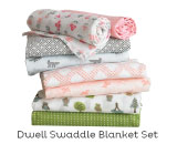 Dwell Studo Musline Swaddle Blankets