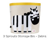 3 Sprouts Storage Bins