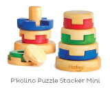 P'kolino Puzzle Stacker