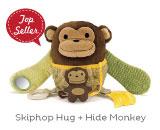Skip Hop Hug & Hide Monkey