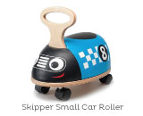 Skipper Ride On Rollers
