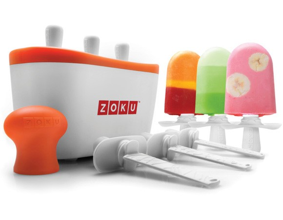 Zoku Popsicle Maker