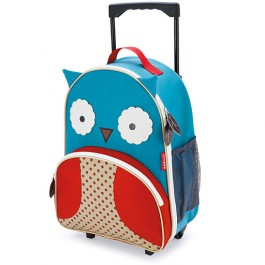 Skip Hop Owl Zoo Kids Luggage