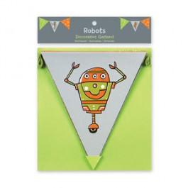 Mudpuppy Robot Banner