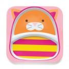Skip Hop Zoo Plate Cat